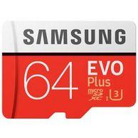 Samsung 三星 EVO+升级版 64G TF存储卡