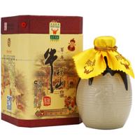 地道北京味 牛栏山 百年陈酿 三牛 52度 400ml 浓香型白酒