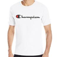 尺码齐全 Champion 冠军 男士 短袖T恤