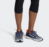 Adidas阿迪达斯 Energy Boost 4.0 女士轻便减震跑鞋