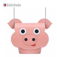 英国进口 Zatchels 动物系列 水桶包