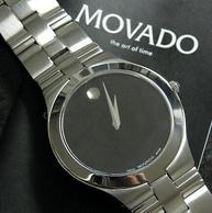 Movado 摩凡陀 Juro 系列 0605023 男士时装腕表