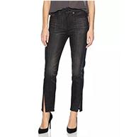 限尺码:Hudson Jeans 女款时尚破洞牛仔裤