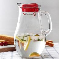 Pasabahce 帕莎 耐高温玻璃冷水壶 2L