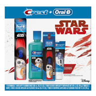 Oral-B 星球大战儿童电动牙刷套装