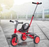 gb 好孩子 SR400-G001B 多功能推骑一体三轮车