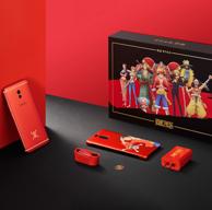 魅族  魅蓝Note6 3G+32G 全网通手机 航海王限量豪礼套装