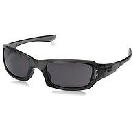 100%防紫外线,Oakley 欧克利 Fives Squared系列 OO9238 男款运动太阳镜
