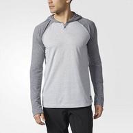 适合凑单:adidas 阿迪达斯 Called Up Hooded 男士长袖T恤