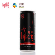 250ml*12罐 荷兰进口 bigbang 嗨棒 含气瓜拉纳果味饮料