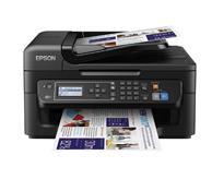 支持无线打印!Epson 爱普生WorkForce WF-2630WF 打印机