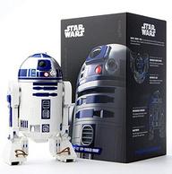 可玩性高,Sphero Star Wars 星球大战 R2-D2遥控机器人