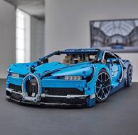 LEGO 樂高 機械組系列 42083 布加迪Chiron超級跑車