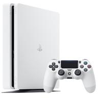 SONY 索尼 PlayStation 4 2018夏季版大作套装 500GB(含小小大星球3、街霸V、地平线 零之曙光)