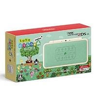新品发售: Nintendo任天堂 NEW 2DS LL 动物之森限定 掌上游戏机