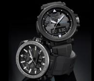 CASIO 卡西欧 Pro Trek PRG650Y-1 男士太阳能运动腕表
