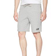 斯凯奇 Skechers 男式法式短裤