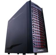 RAYTINE 雷霆世纪 追猎者Z6 游戏主机(i7-8700、16GB、1TB+128GB、GTX1070Ti 8G)
