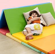 Babyprints 儿童爬行垫 200*135*4cm *2件
