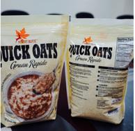 临期白菜,加拿大进口 Hart Butte 1000g*4袋 原味无糖纯燕麦片