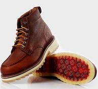 硬漢的選擇!WOLVERINE 渥弗林 工裝靴 W04484