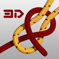 iOS数字中文版游戏《3D绳结》