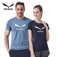 Salewa 沙乐华 情侣款 速干运动T恤