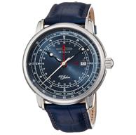 ZEPPELIN齐柏林飞艇 100周年纪念 7646-3 男士时装腕表