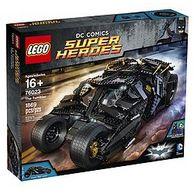 已停产可收藏!Lego 乐高 超级英雄系列 The Tumbler 蝙蝠侠战车76023