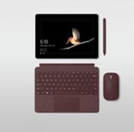 新品发布:Microsoft 微软 Surface Go 平板电脑 10英寸