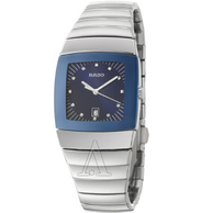 RADO 雷达 R13811202 女士陶瓷时装腕表