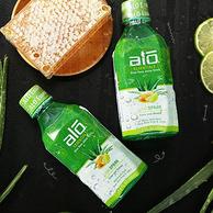 泰国进口 alo 卉乐 蜂蜜柠檬芦荟饮料350ml*5瓶