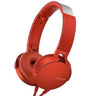 镇店之宝:SONY 索尼 MDR-XB550AP 头戴式耳机