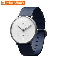 17日10点、新品:MI 小米 米家 情侣款智能石英手表