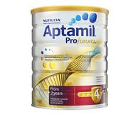 Aptamil 澳洲爱他美 Profutura 白金版婴幼儿奶粉4段 2岁及以上 900g