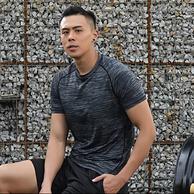 品牌88号 男士速干运动短袖 T恤