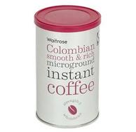 Waitrose 维特罗斯 哥伦比亚速溶咖啡 100g *3件