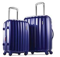 会员日特价 Samsonite Prism 20/24英寸 硬壳万向轮行李箱两件套