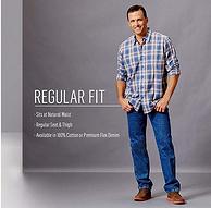 Wrangler Authentics 男士牛仔裤