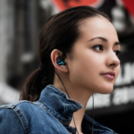 Shure 舒尔 运动 HiFi 入耳式耳机SE215