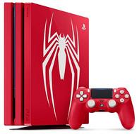蜘蛛侠限定版:索尼 PlayStation PS4 Pro游戏主机