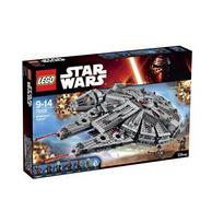 Lego 乐高 75105 星球大战系列 千年隼号