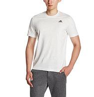 大码福利:adidas 阿迪达斯 男式 运动短袖T恤 ESS BASE TEE