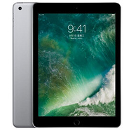 20点:苹果 Apple 2017款 iPad 9.7英寸平板 128G 深空灰色
