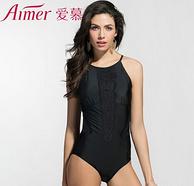 历史新低!爱慕 AM681141 女款连体泳衣