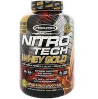 小神价!Muscletech 肌肉科技金装乳清蛋白粉 2.51公斤