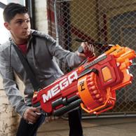 Hasbro 孩之宝 NERF 热火 软弹枪