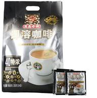 马来西亚进口 益昌老街2+1特浓即溶咖啡800g 40条