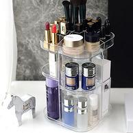 可旋转 Clean Art 可丽纳特 亚克力 化妆品收纳盒