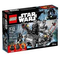 LEGO 乐高 Star Wars 星球大战系列 75183 黑武士的诞生